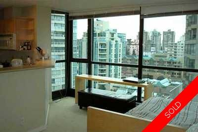 Coal Harbour Condo for sale: The Lions 1 bedroom 445 sq.ft. (Listed 2011-09-30)